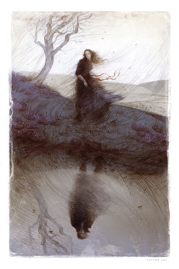 Wuthering Heights 03 - Rovina Cai