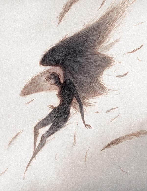 Howl by Rovina Cai